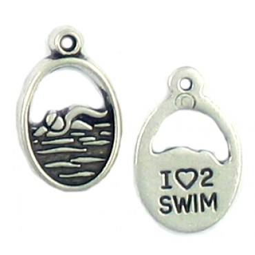 Swimming   Water Sport Charms