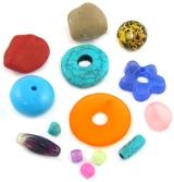 Lucite Beads