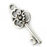 Key Charms and Pendants