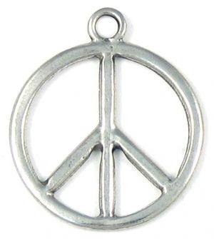 Peace Sign (±2x35x30mm; -3.5mm-;2D)