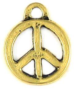 Peace Sign (±2x23x19mm; -3mm-;2D)