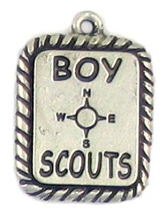 Wholesale Boy Scouts Charms