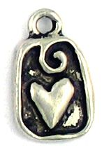 Wholesale Heart Charms