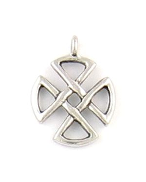 Celtic Pendant (±16x22x4mm; -2mm-;1D)
