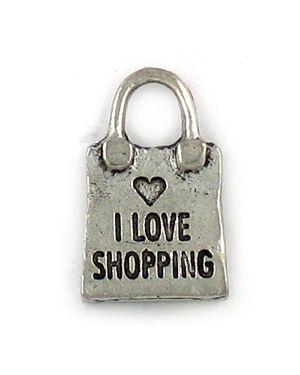 Shopping Bag (±11x17x3mm; -4mm-;3D)