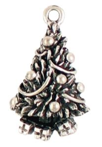 Wholesale Christmas Tree Charms.