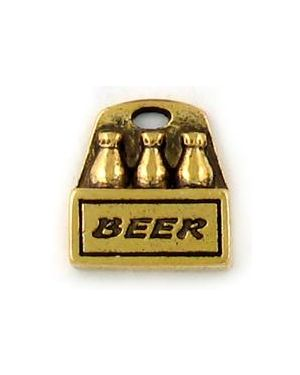 Wholesale Six Pack Beer Charms