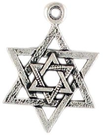Wholesale Star Of David Charms.