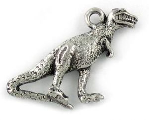 Wholesale T-Rex Dinosaur Charms.