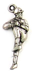 Wholesale Baseball Pitcher Charms