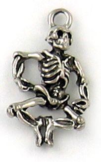 Skeleton (±14x25x4mm; -2mm-;3D)