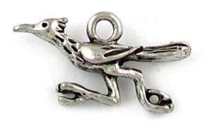 Wholesale Road Runner Bird Charms.