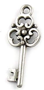 Wholesale Skeleton Key Charms