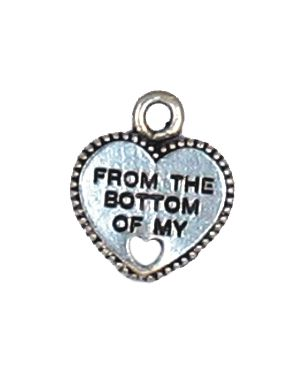 From The Bottom Of My Heart (±13x16.5x1.5mm; -2mm-;1D)