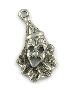 Wholesale Clown Face Charms.