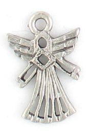 Wholesale Angel Outline Charms