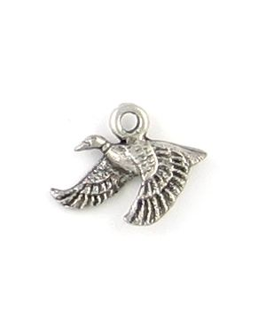 Wholesale Flying Duck Charms.