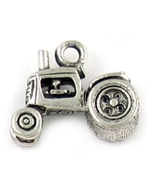 Wholesale Farm Tractor Charms