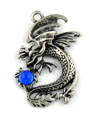 Wholesale Dragon With Crystal Pendants