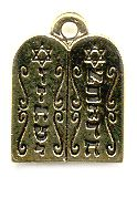 Wholesale Ten Commandments Charms.