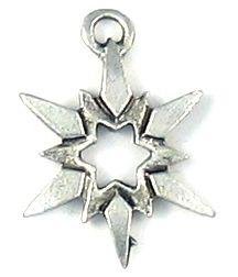 Star Flake (±2x20x13mm; -2mm-;3D)