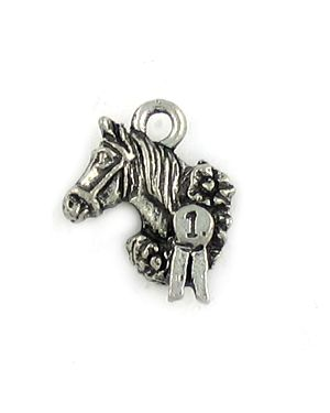 Wholesale 1st Horse Charms.
