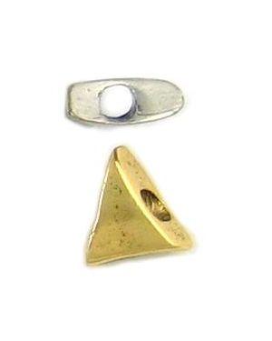 Bead Triangle (±11x11x5mm; -3.5mm-;3D)
