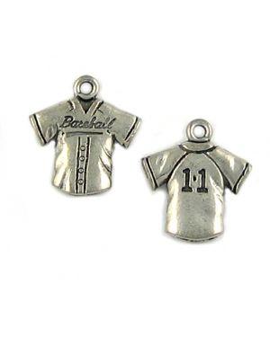 Wholesale Baseball jersey charms