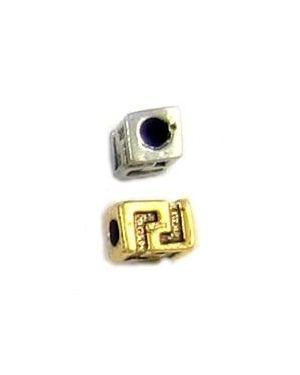 Square Bead (±7x5x5mm; -3mm-;3D)