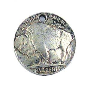Wholesale Buffalo Coin Charms