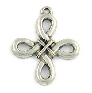 Wholesale Celtic Knot Cross Charms.
