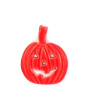 Wholesale Orange Pumpkin Charm