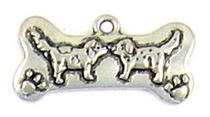 Wholesale Dog Bone Pendants.