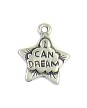 """I Can Dream"" (±15x18x2mm; - 1D)"