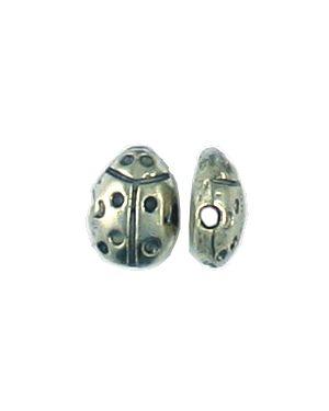 Ladybug Bead (±7x10x3mm; -1mm-;1D)