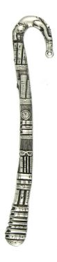 Wholesale Pewter Books Bookmarks.