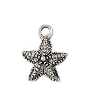 Wholesale Small Star Fish Charms