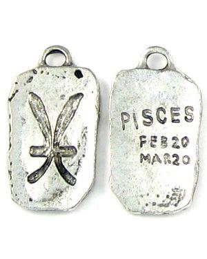 Wholesale Pisces Zodiac Pendants
