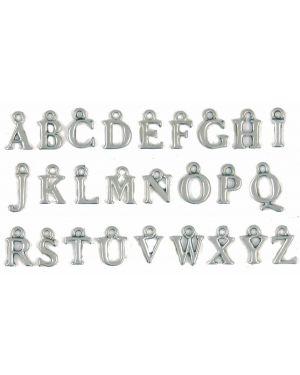 Wholesale Alphabet Initial Letter Charm Set