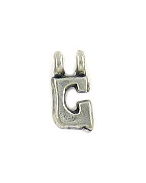 Wholesale Alphabet Letter G Charm