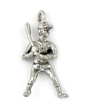 Wholesale Baseball Batter Charms