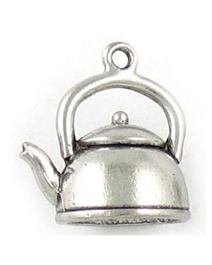 Wholesale Tea Kettle Charms