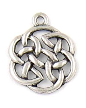 Celtic Pendant (±22x28x3mm; -2mm-;1D)
