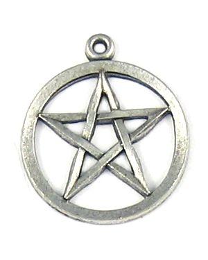 Wholesale Pentagram Pendant Charms