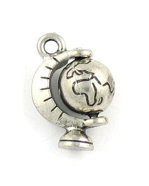 Wholesale Earth Globe Charms