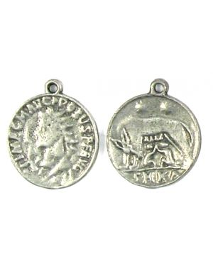 Ancient Coin (±2x25x21mm; -2mm-;2D)