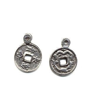 Wholesale Old Chinese Coin Charms