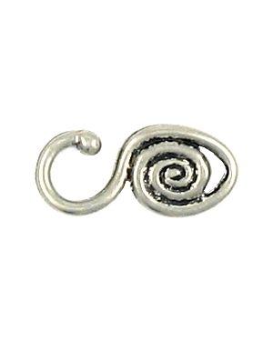 Swirl Hook (±9x20x2mm; -3mm-;1D)
