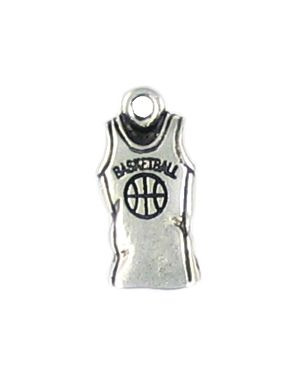 Wholesale Basketball Jersey Charms