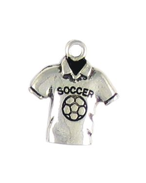 Wholesale Soccer Jersey Charms